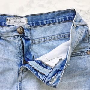 Free People Shorts - ⚡️Free People | Denim Festival Cutoff Shorts Sz 25